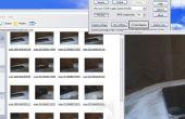 Motion geactiveerd Camera maken van oude Webcam