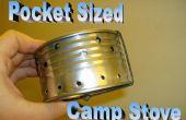 Pocket Sized kamp kachel (The verbeterd