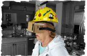 Veiligheidshelm Virtual Reality