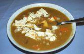 Hoe te maken Split Pea en Ham soep, de manier waarop mijn moeder leerde me