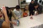 Goedkope Artbots voor Workshops