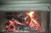 Zeker vuur manier om te beginnen een brand