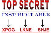 Spion tech - praktische Codes