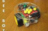 Arduino & MPU-6050 IMU gecontroleerd Bee-Bot / grote Trak kloon