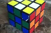 Rubik's Cube 3 x 3 dambord