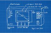 Mini oscilloscoop kit (deel 1)
