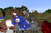 Minecraft creatieve modus uiteindelijke TNT Cannon