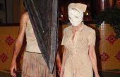 Silent Hill verpleegster kostuum 2011