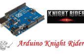 Arduino Knight Rider leidde