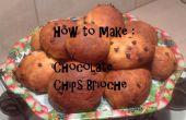 Hoe maak je Brioches met chocolade Chips