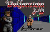 Het bewerken van Wolfenstein 3D pistool sprites (basis)