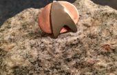 Star Trek de Pin! van een nikkel en een koperen pijp