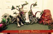 "Dinosaur Play tabel ""JURALEX PARK"""