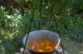 Hongaarse Goulash soep (Gulyasleves)