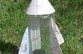 Hoe maak je een raket fles