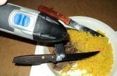 Oscillerende Tool Steak Vleesmes