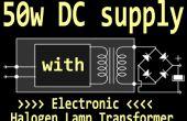 50W levering met halogeen Lamp transformator