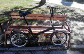 """Herstellen van een oude """"Balkan"""" fiets"""