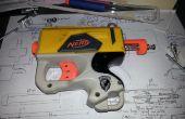 Nerf N-strike Reflex mod met XRV ventiel