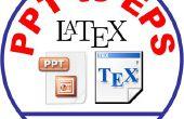 Hoe PowerPoint omzetten naar EPS-bestanden