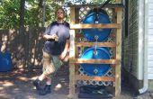 Hoe het bouwen van een verzamelaar van regen water