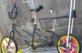 """VERDAMPER"" Parade-Stretch-Cargo fiets ="