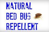 Natuurlijke Bed Bug afweermiddel