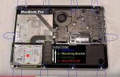 MacBook Pro Harddrive Swap naar SSD