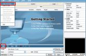Hoe Rip DVD naar VCD, SVCD, VOB, DVD, DivX, Xvid, WMV, MPEG-1, MPEG-2 met Xilisoft Ripper Pack?