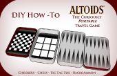 Altoids Tin reizen Games - Pocket Size Fun