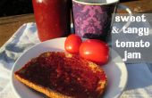 Zoete & pittig tomaat Jam