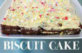 Biscuit taart recept