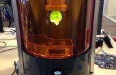 Hoogte, snelheid en kwaliteit op de Ember 3D Printer laag