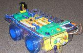 Maak een eenvoudige Snap Circuits programmeerbare Robot