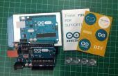 Het laden van programma's op een Arduino UNO van Atmel Studio 7