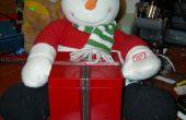 Schakelaar aangepast Frosty de sneeuwpop