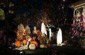 Griezelig leuke Halloween Decorating ideeën voor uw werf