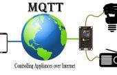 Beheersing van Home-apparaten met behulp van knooppunt MCU via MQTT