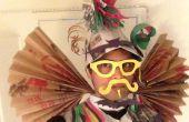 Halloween kostuum: PAPER(Craft) MAN [kosten: $0,00, recycling, milieu vriendelijke]