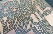 Gemakkelijk, Consistent & goedkope Toner overzetmethode voor één & dubbele Dubbelzijdige PCB's