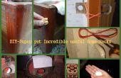 DIY-Super gemakkelijk nog ongelooflijk nuttig Home Hacks