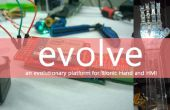 Evolve - een platform voor Bionic handen en HMIs (Intel IoT)