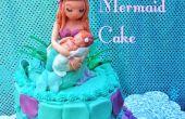 Zeemeermin moeder taart