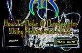 Hoe maak je een Thermometer met behulp van de Arduino en LM35