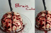 Bloedige Brain taart