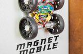De MagnetMobile: Maken van een muur kruipen Rover