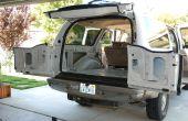 Auto geluid dodelijk - deel II - meer gebruik van groeiende schuim en matting