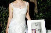 Aangepaste trouwjurk