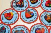 Hart-vormige Valentines Gift