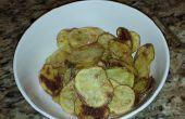 Hoe bak je eigen aardappel Chips